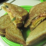 Gourmet Vegan Grilled-Cheese