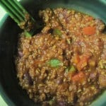 Easy Vegan Chili